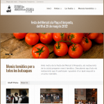 Web de tipus servei / botiga online.